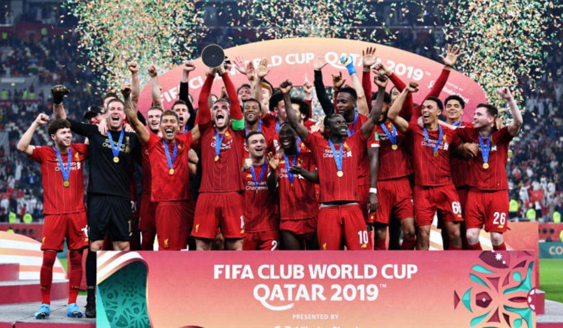 En una emotiva final, Liverpool ganó el Mundial de Clubes