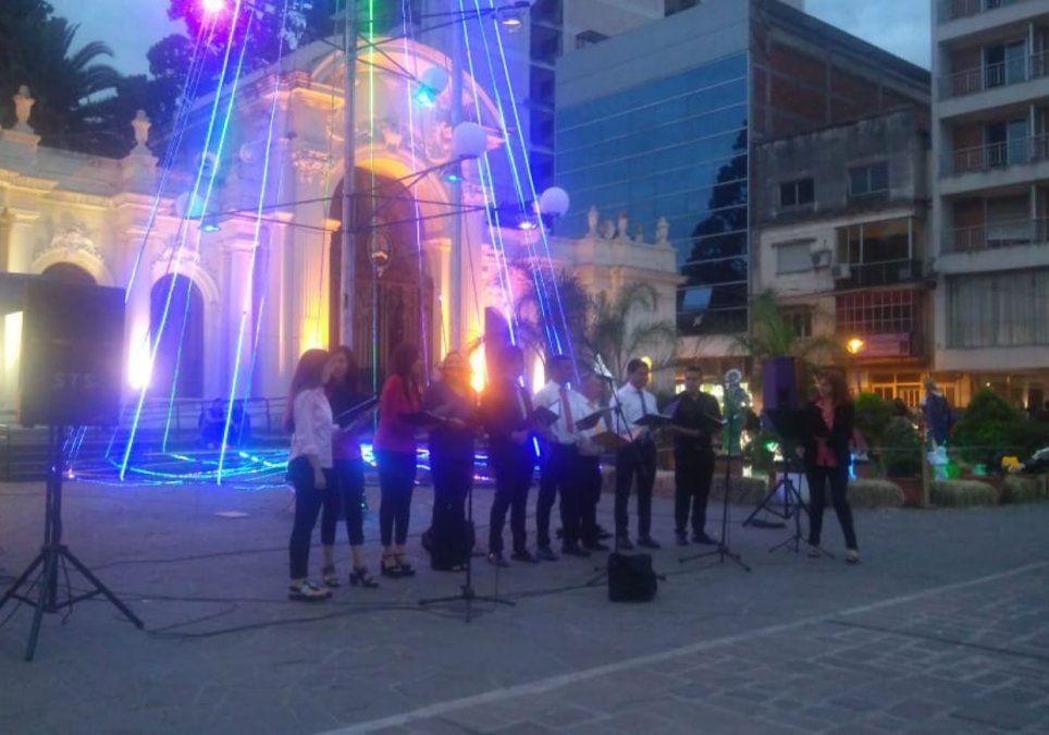 Jujuy fue parte del festival Canta Argentina en homenaje a la solidaridad