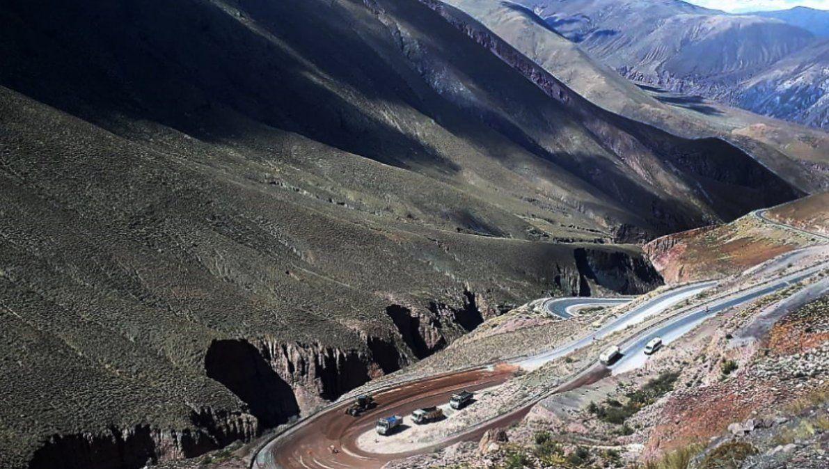 Buen tiempo y rutas despejadas en Jujuy