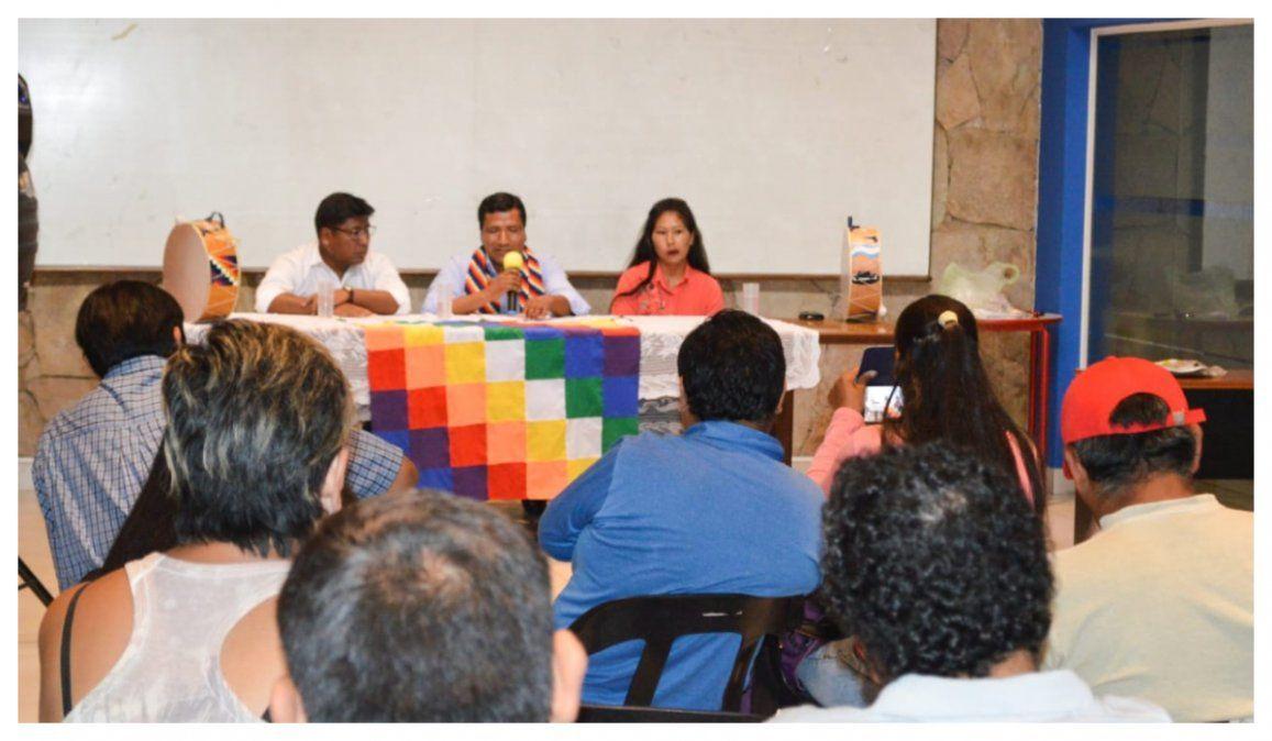 Comunidades denuncian racismo en Jujuy