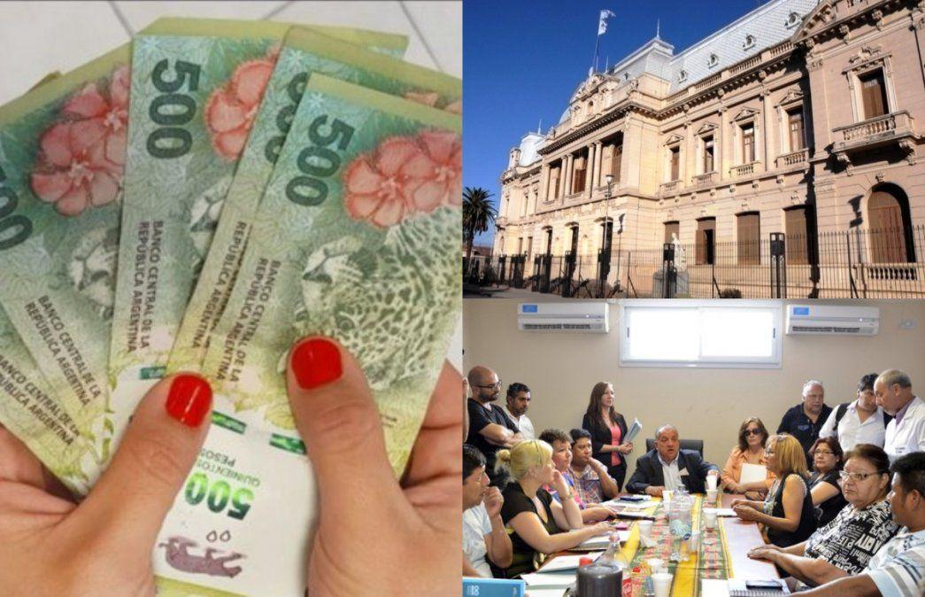Gremios: la inflación vapuleó los sueldos en Jujuy