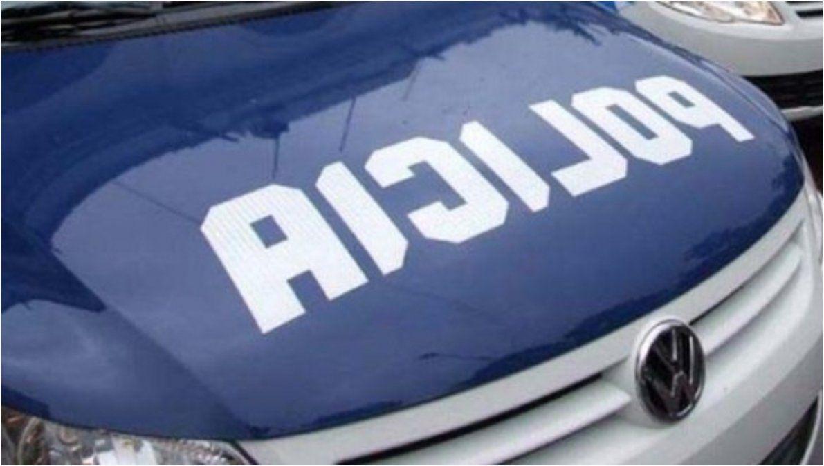 Choque entre inspector municipal y patrullero de la policía