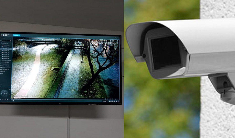 Comenzó la instalación de cámaras de seguridad en la ciudad