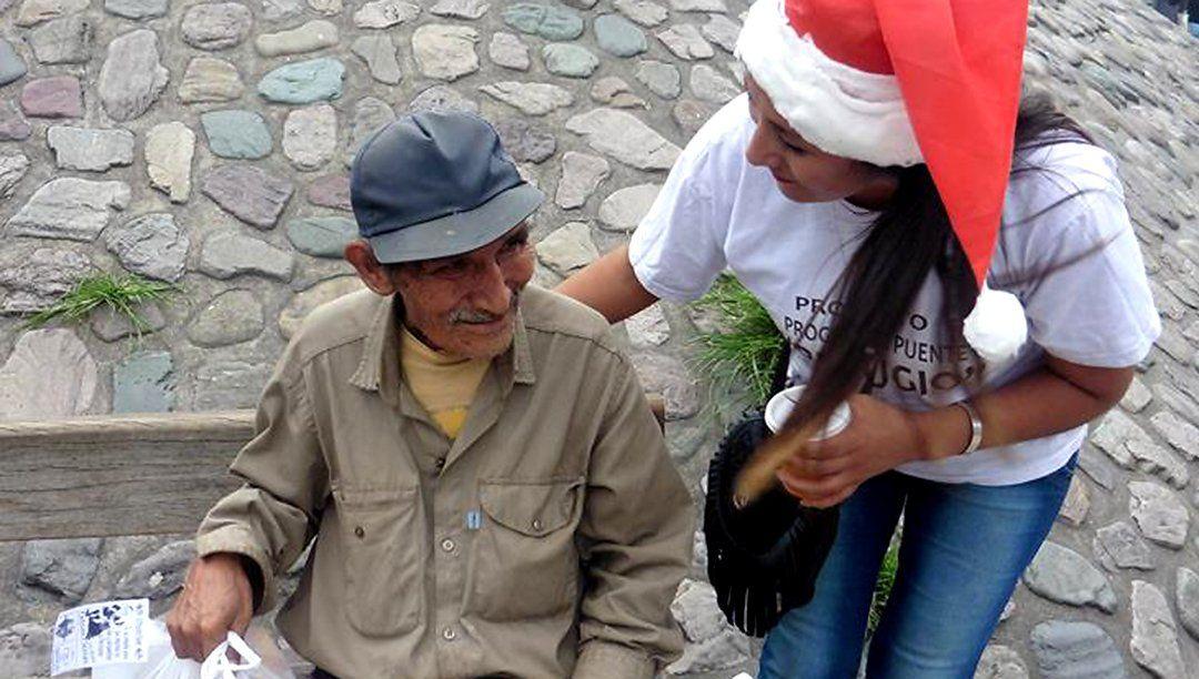 Cinco ONG´s que pasan la navidad ayudando a otras personas
