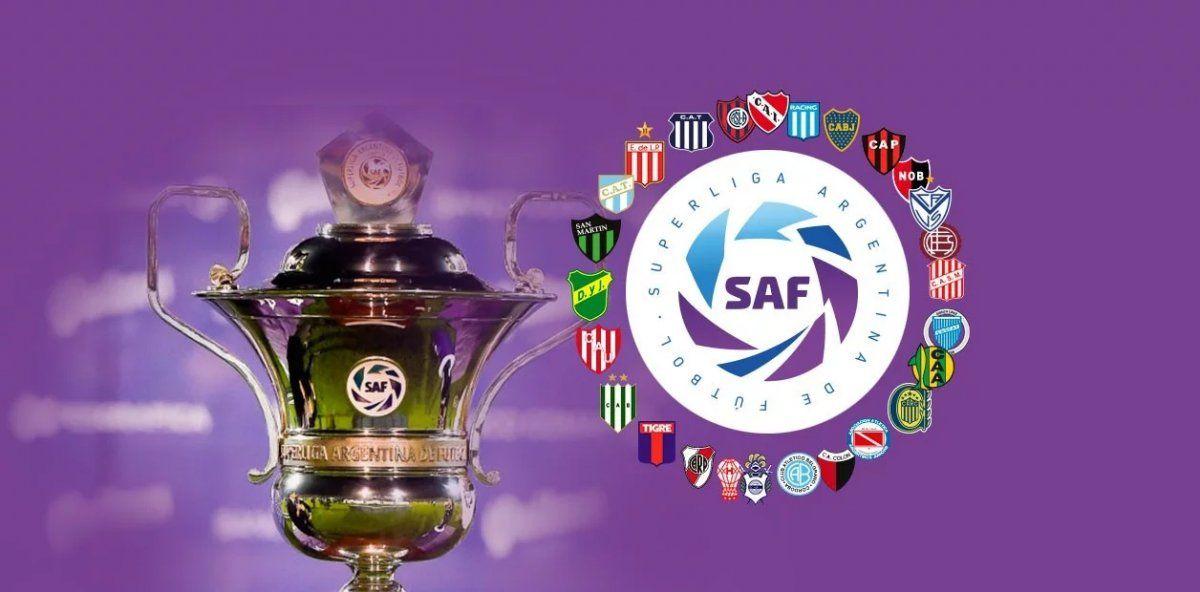 El reinicio de la Superliga ya tiene fechas y horarios
