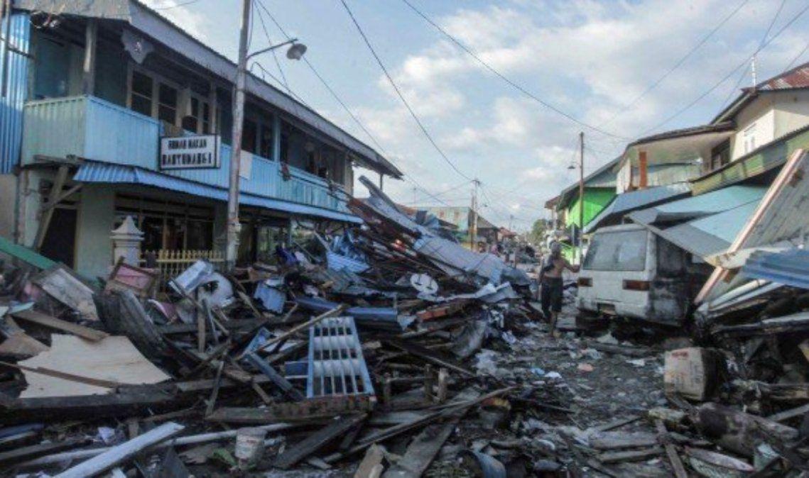 A 15 años del trágico tsunami recuerdan a las víctimas en Indonesia