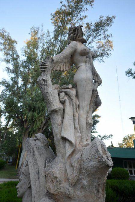 Monumento al Kakuy en Santiago del Estero