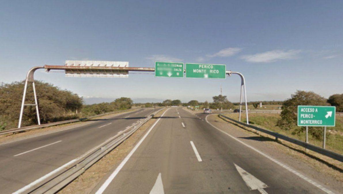 Rutas habilitadas y despejadas en Jujuy