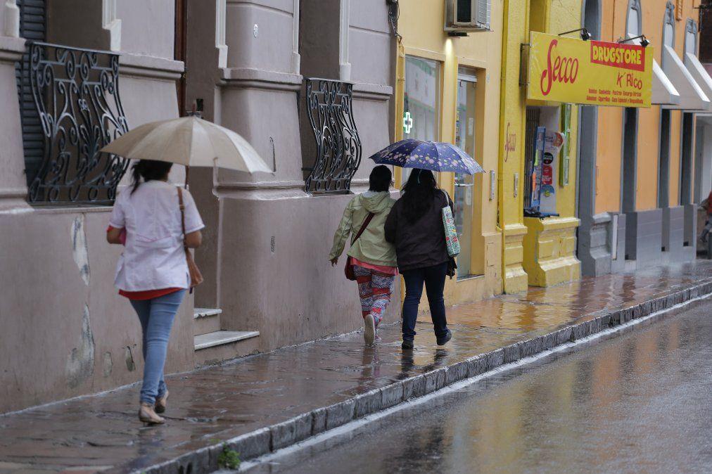 Probables lluvias para el fin de semana