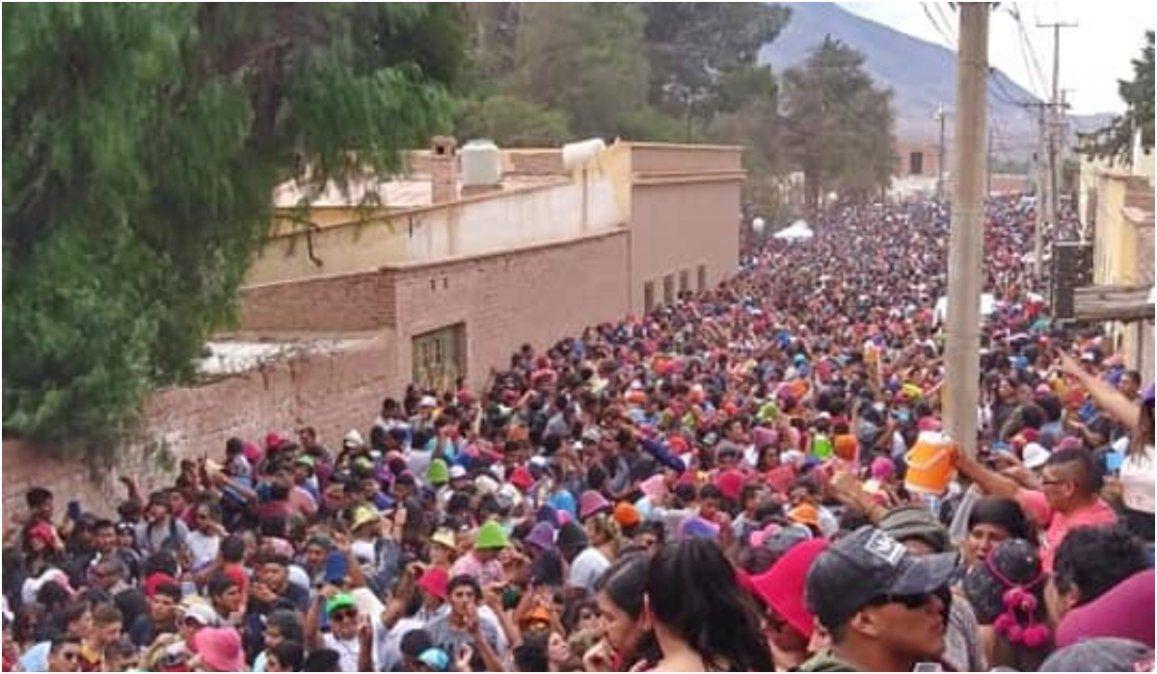 Maimará espera una multitud para la Chaya de Mojones