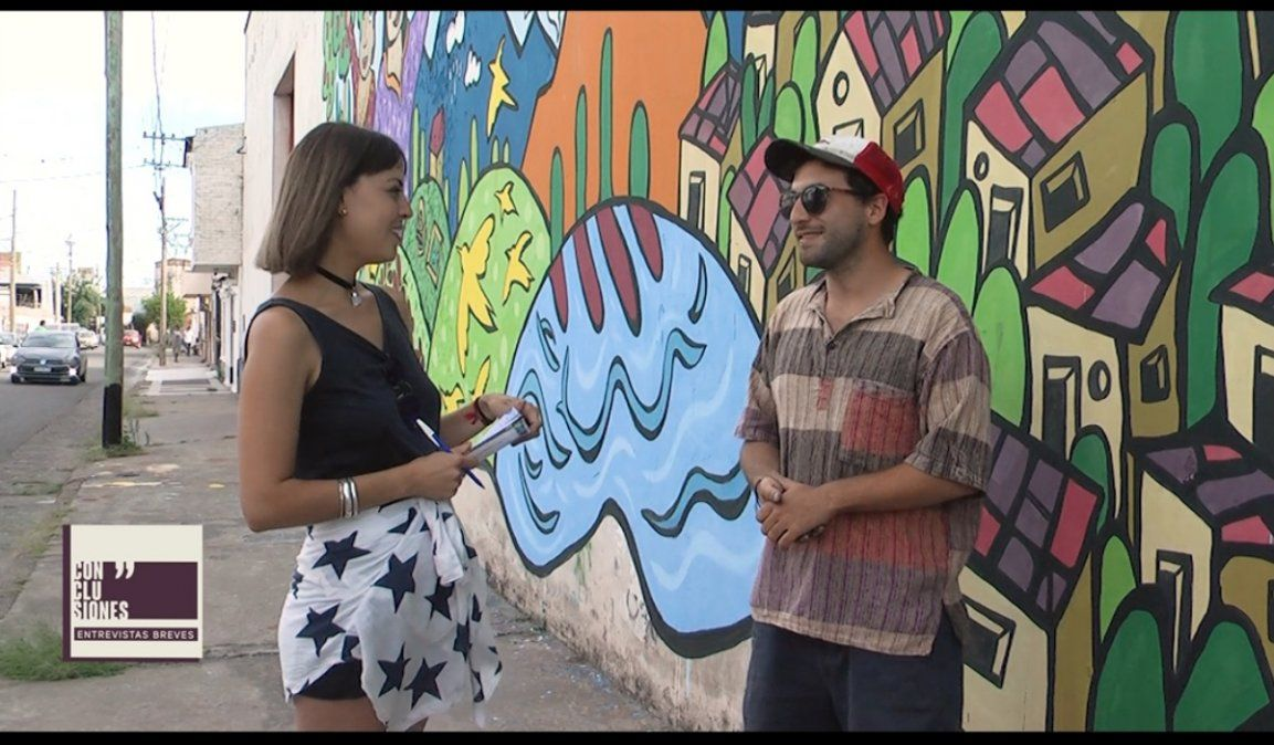 Conclusiones, los murales, el color y la intervención urbana