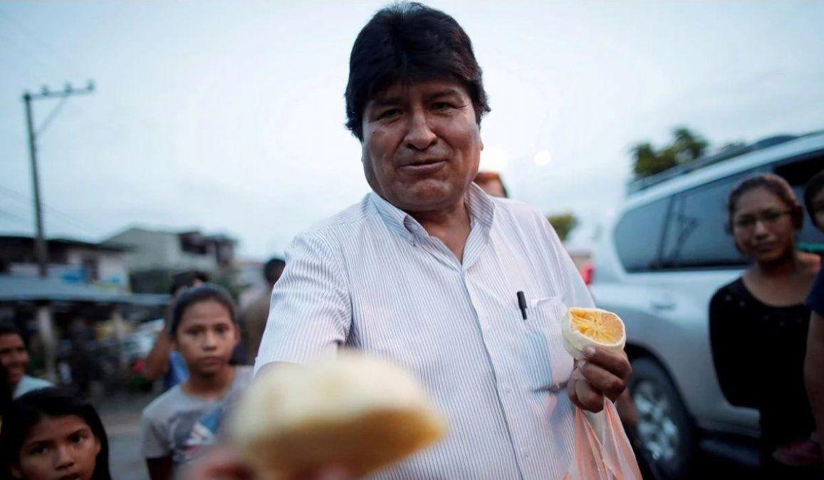 Dirigentes de El Alto resolvieron no venir al acto que prepara Evo en Buenos Aires