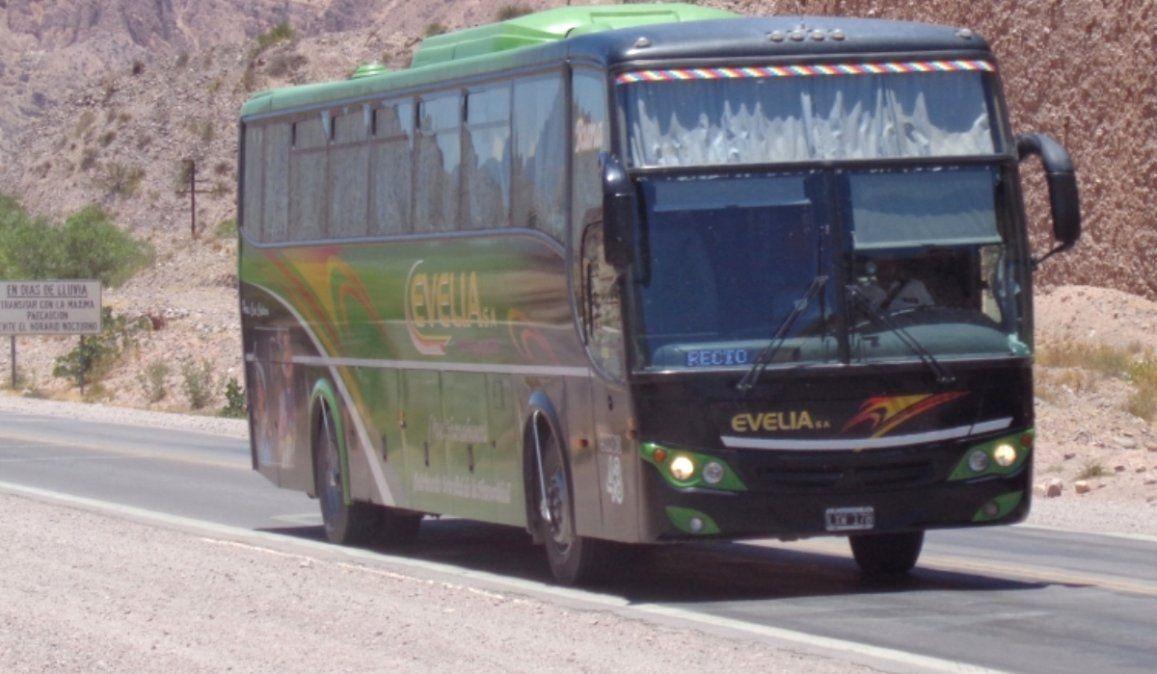 Transporte: desde enero viajar al norte costará más caro