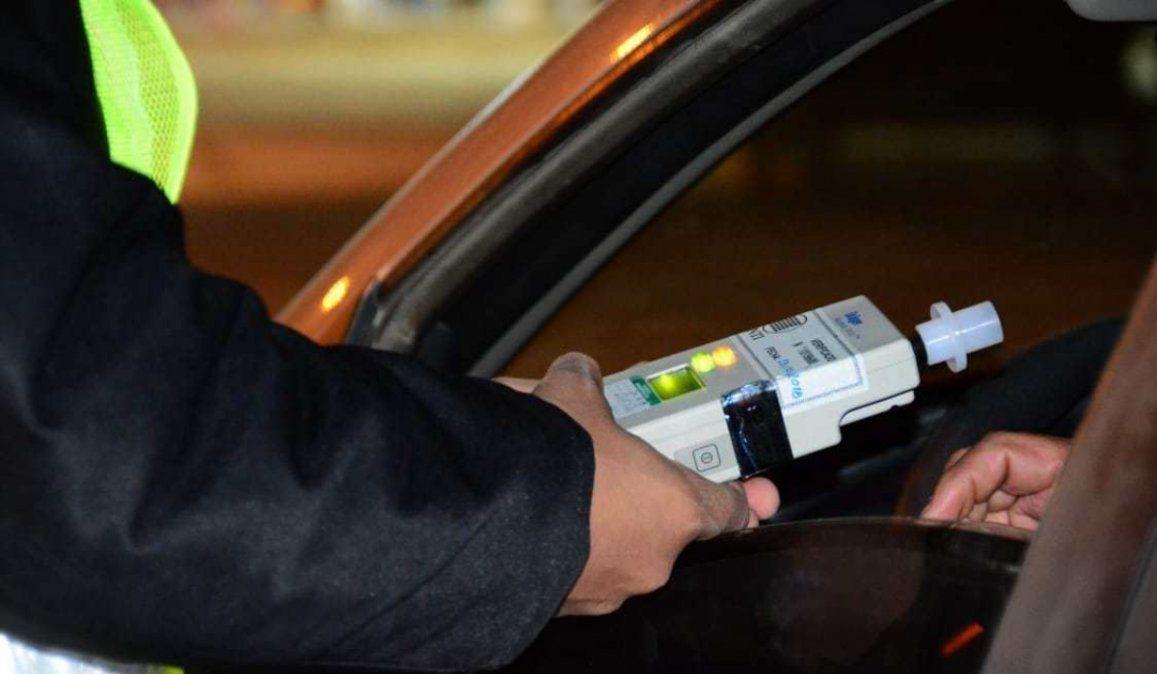Cifras preocupantes: 129 conductores con alcoholemias positivas el fin de semana