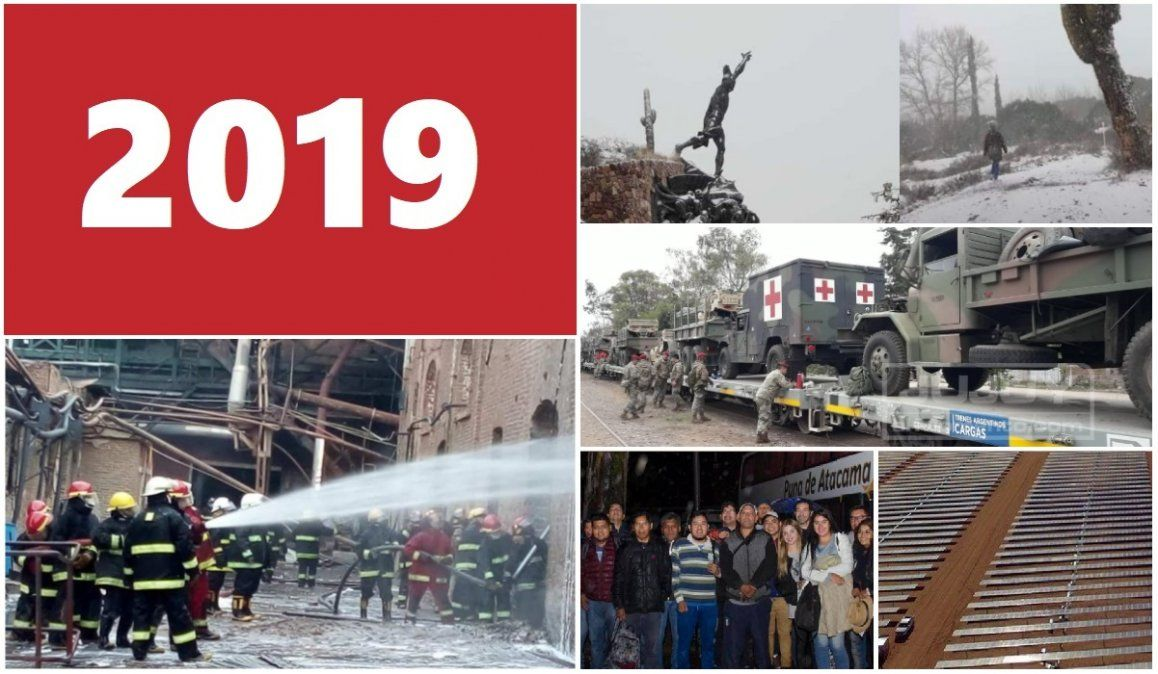 15 momentos que marcaron el 2019 para los jujeños