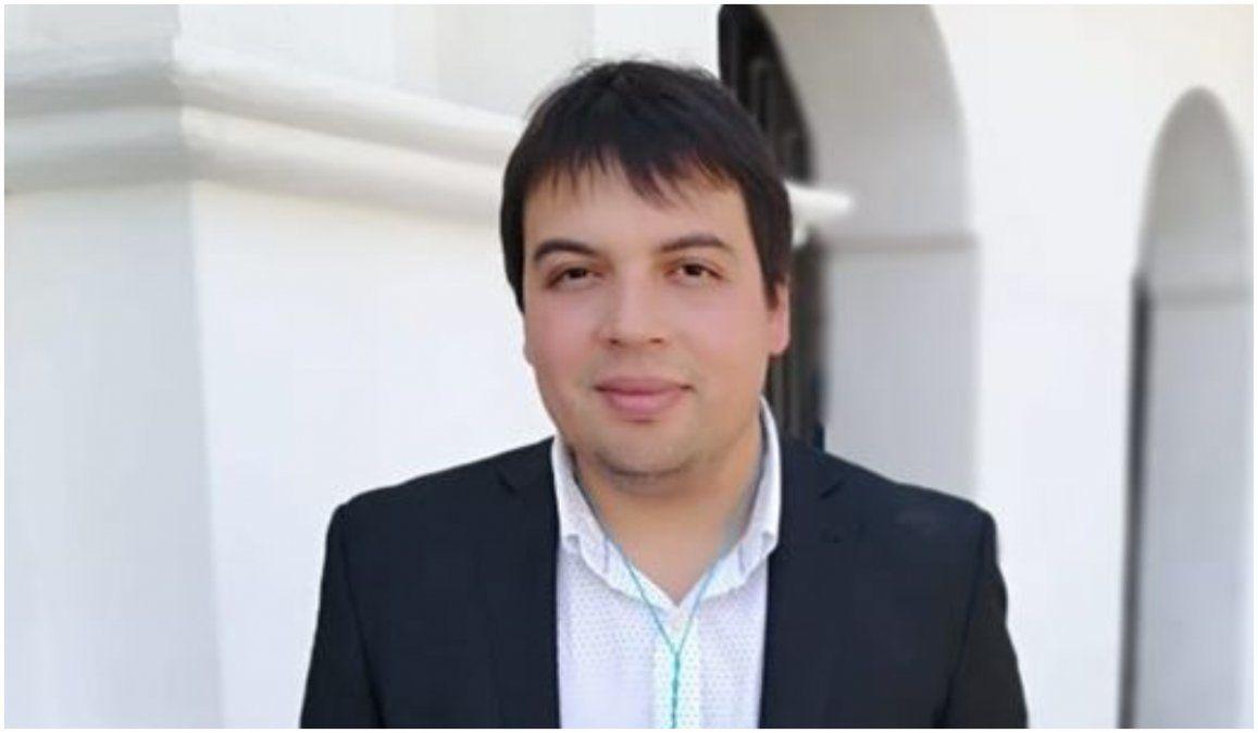Agustín Garlatti fue elegido como el personaje jujeño del año