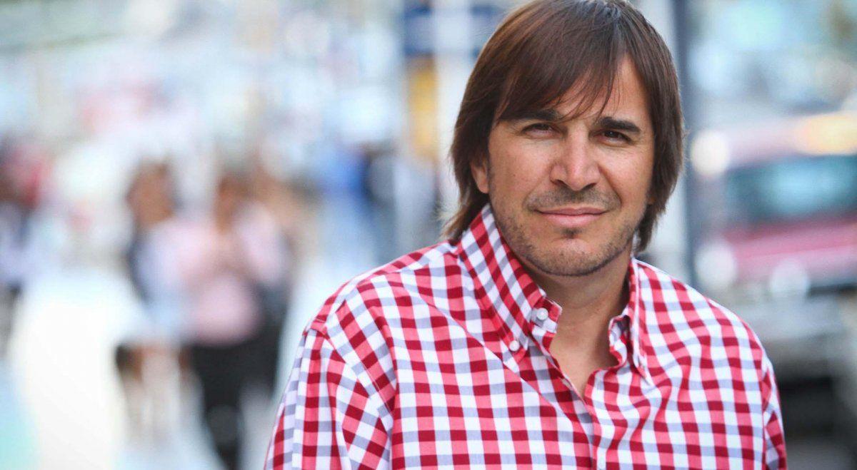 El productor teatral Javier Faroni, nuevo director titular de Aerolíneas Argentinas