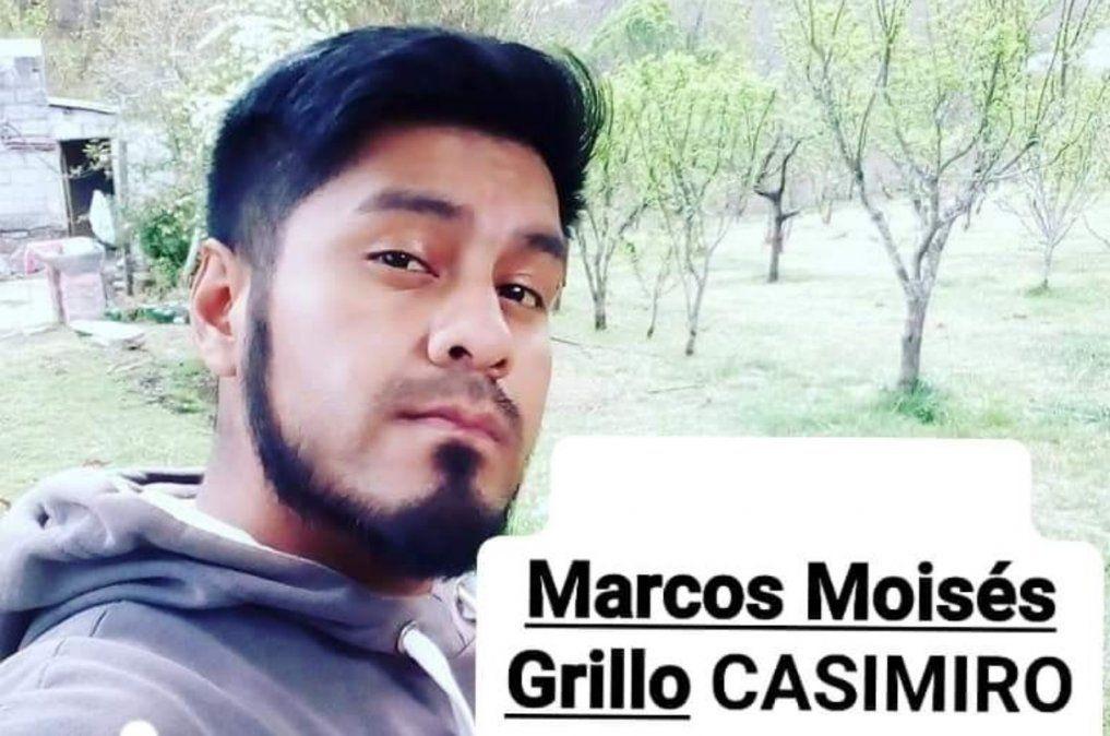 El joven de Lozano que era intensamente buscado se comunicó con su familia