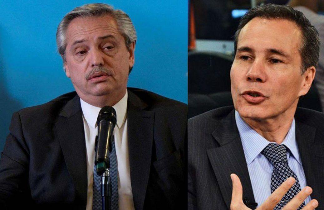 El rotundo cambio de postura de Alberto respecto del caso Nisman