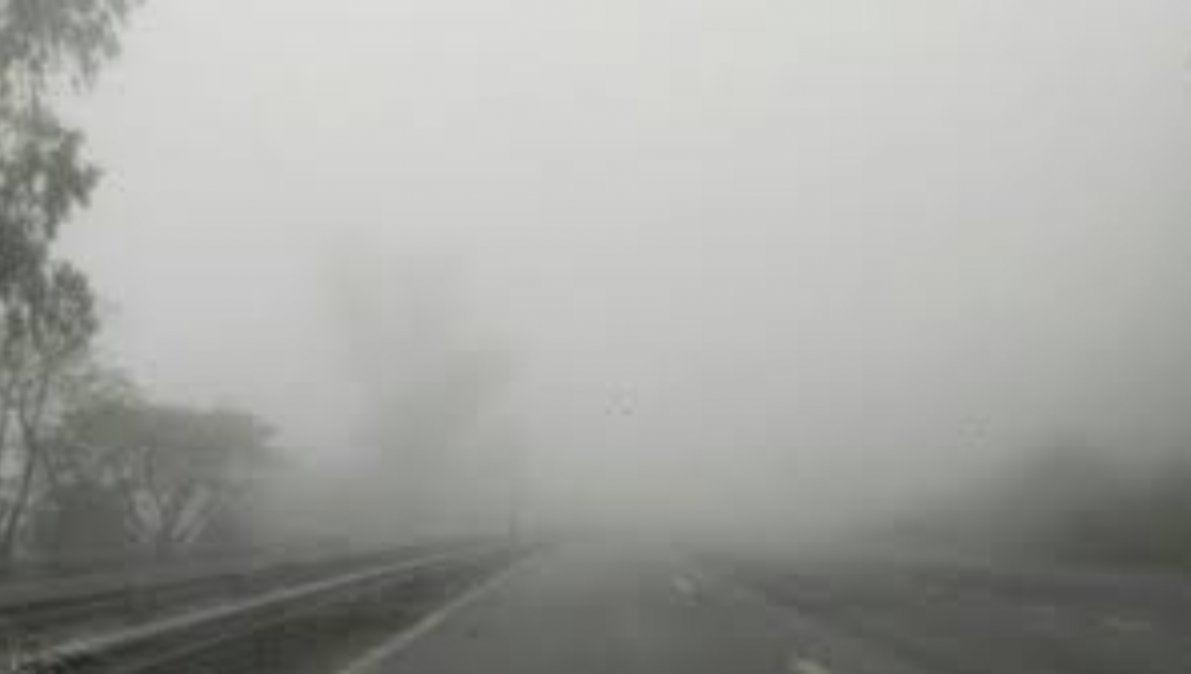 Precaución en Bárcena por neblina y en los sectores donde se registran lluvias