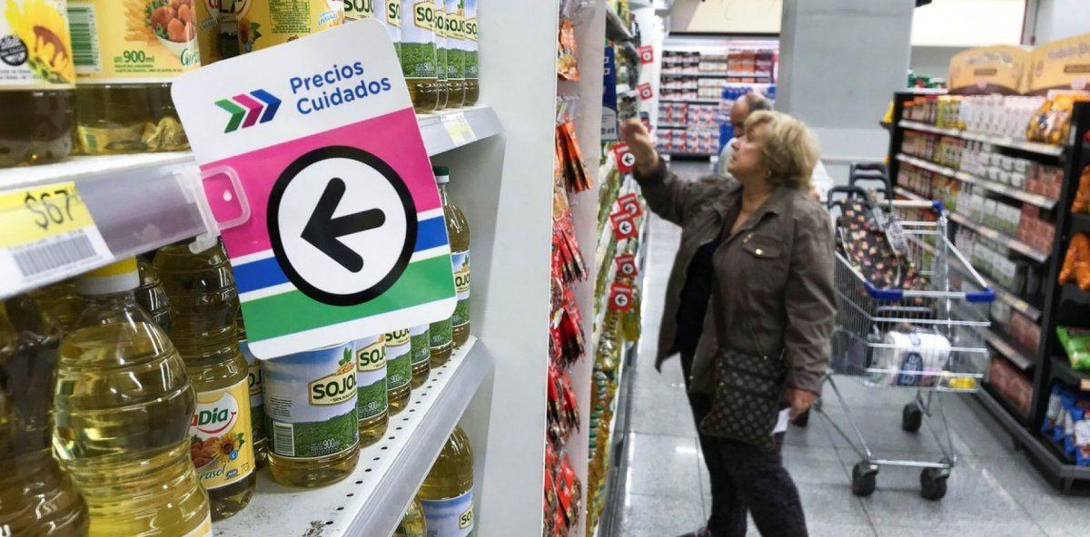Relanzan los Precios Cuidados con el regreso de primeras marcas