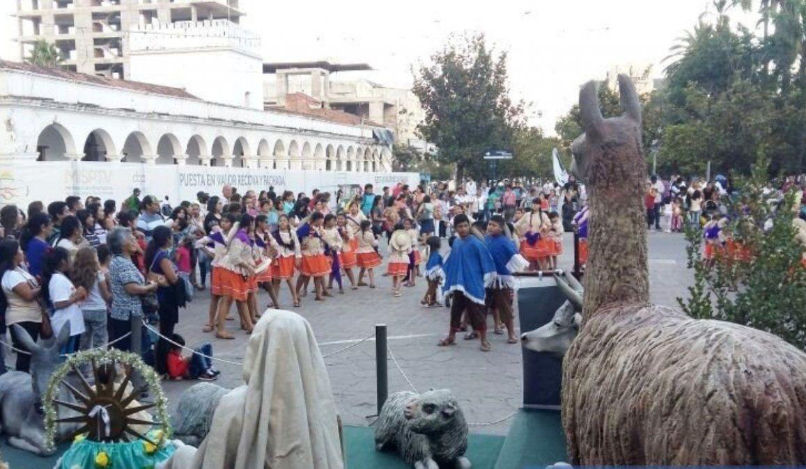 Este domingo habrá cortes de calle por el Encuentro de Pesebres