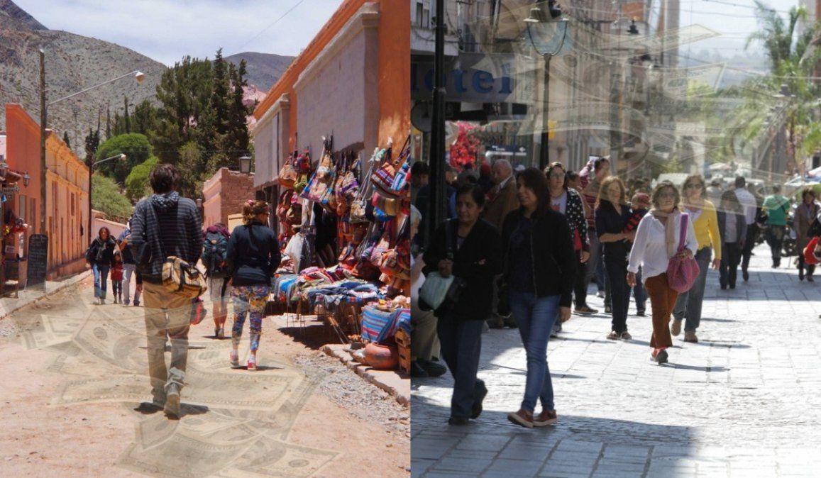 Según datos del gobierno, Jujuy está repleta de visitantes