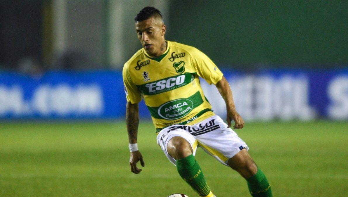 Racing sumó a su tercer refuerzo: Leonel Miranda