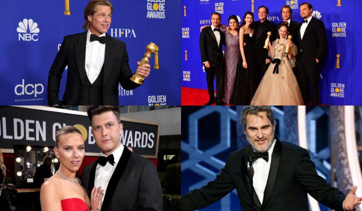 Estos son los ganadores de los Golden Globes 2020