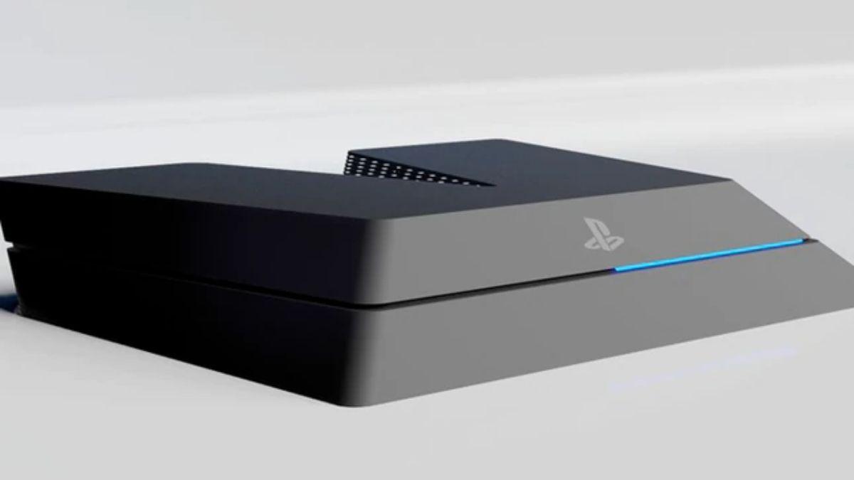 Se filtran fotografías reales de la PlayStation 5 antes de su presentación en CES 2020