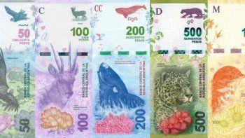Confirmado: Sacarán a los animales de los billetes