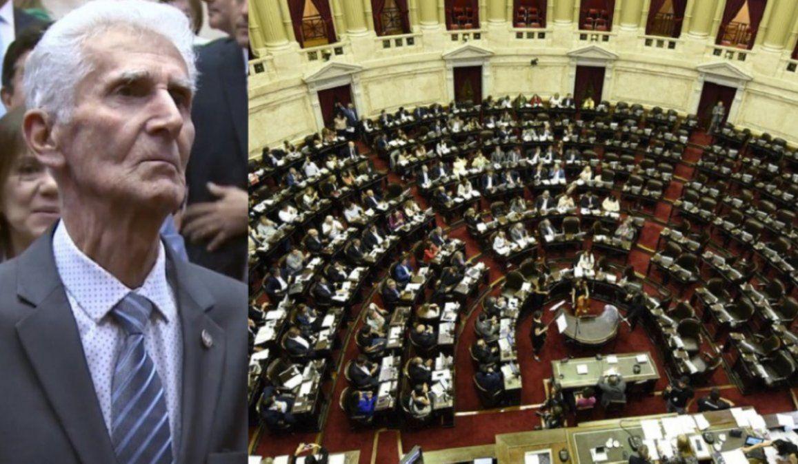 Julio Ferreyra se mostró a favor de achicar los salarios de la clase política