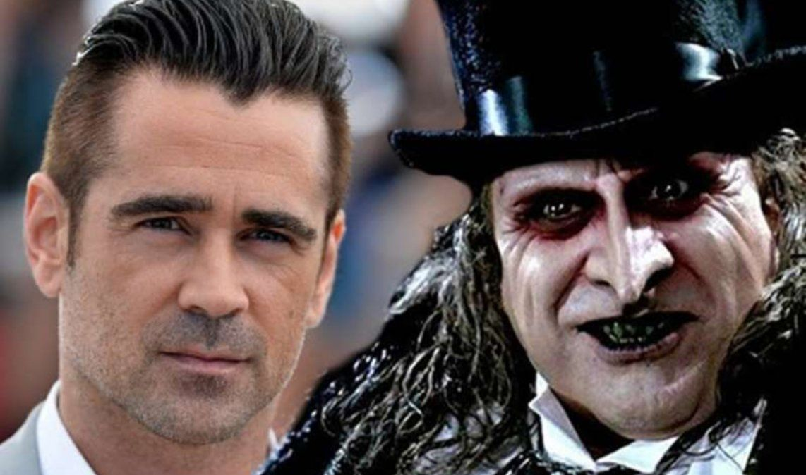 Colin Farrell será Penguin en The Batman