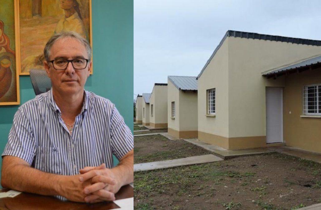 Para el nuevo ministro de Infraestructura, el tema de las viviendas es prioritario