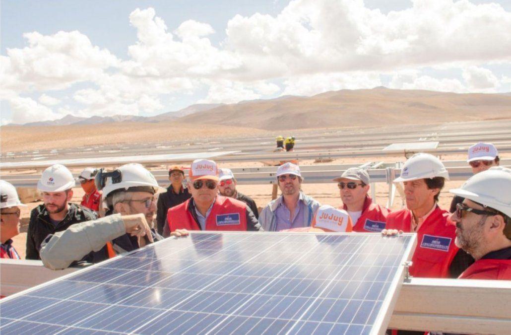 Cauchari: El Parque Solar no funcionará hasta nuevo aviso