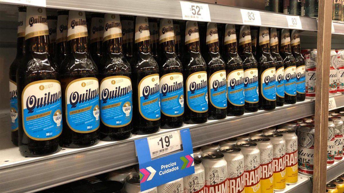 Controversia por la inclusión de vinos y cervezas en Precios Cuidados