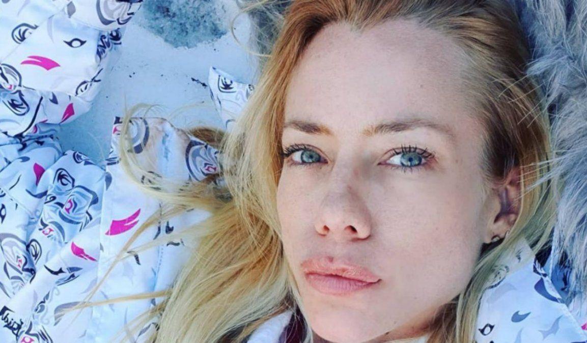 La foto de las hijas de Nicole que generó el repudio de las redes