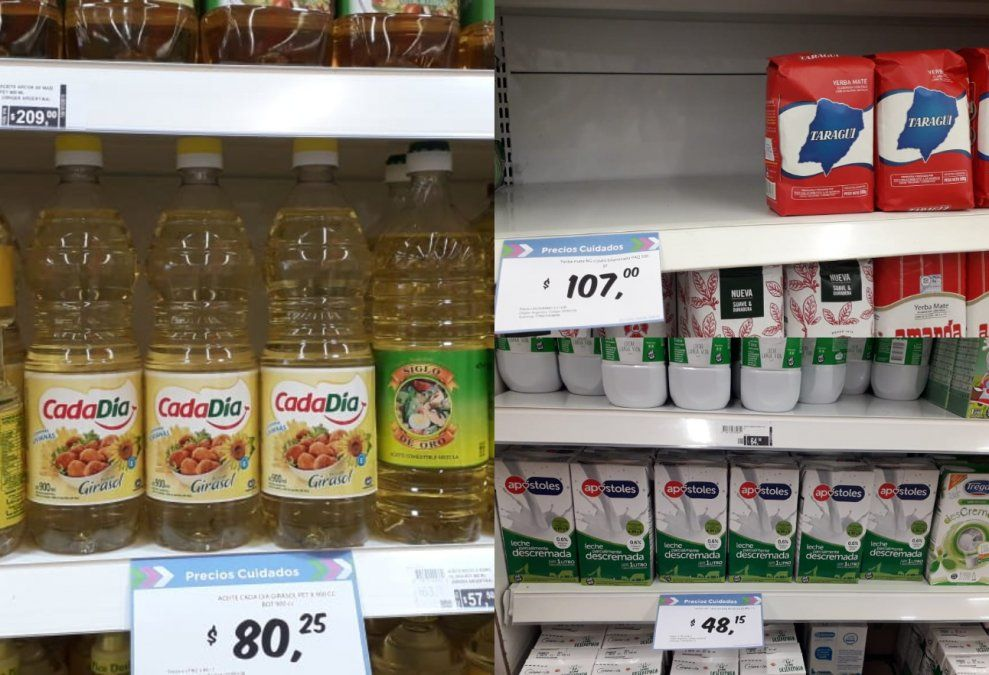 Con algunos faltantes, ya se implementa parcialmente Precios Cuidados en Jujuy