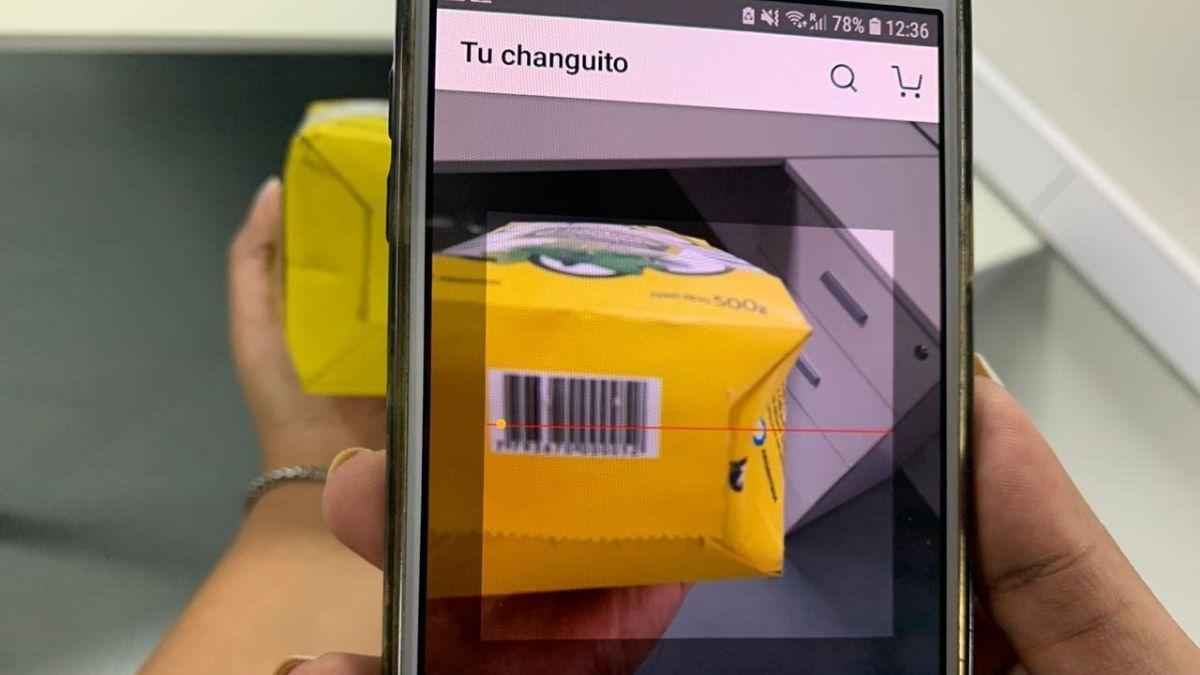 La App que sirve para escanear productos con el celular y encontrar donde comprarlo más barato