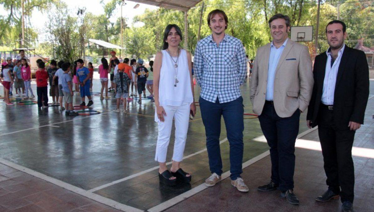 Olimpiadas de verano en Villa Jardín de Reyes