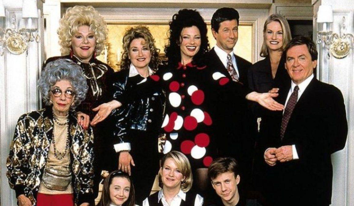 Vuelve La Niñera, un clásico de los 90