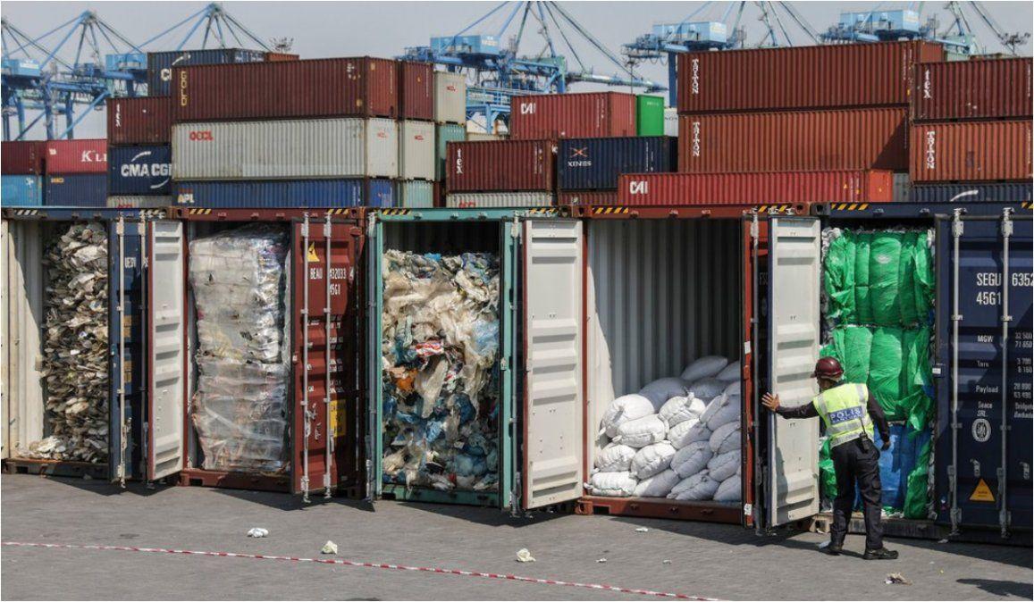 El Gobierno derogará el decreto que permitía la importación de basura