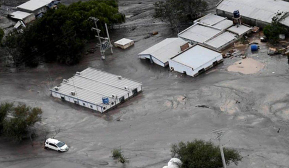 Volcán tragedia y superación a tres años del aluvión