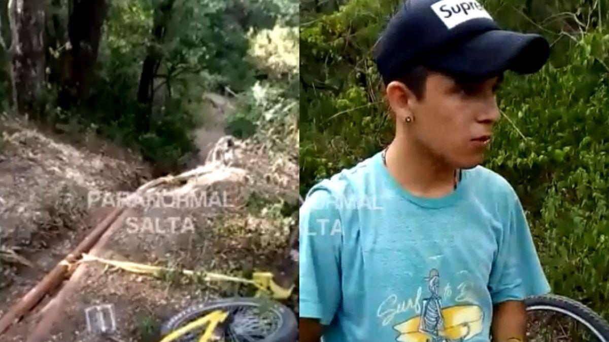 Tres salteños quedaron aterrorizados tras los fuertes gritos de un alma en pena por los cerros