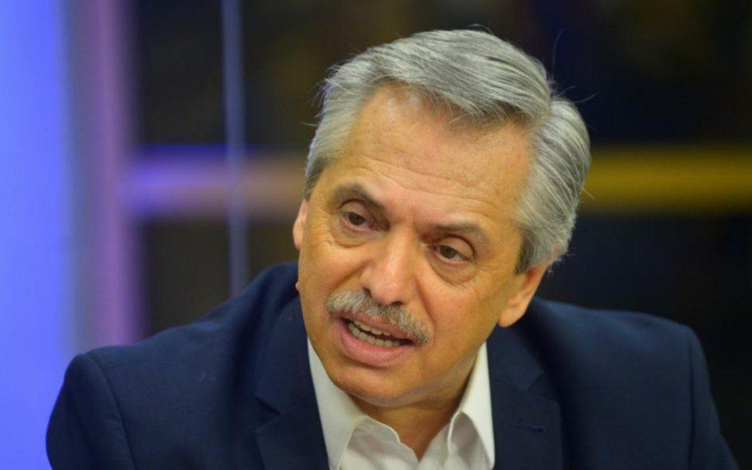 Fernández dijo que está todo bien, encaminado en las negociaciones con el FMI por la deuda