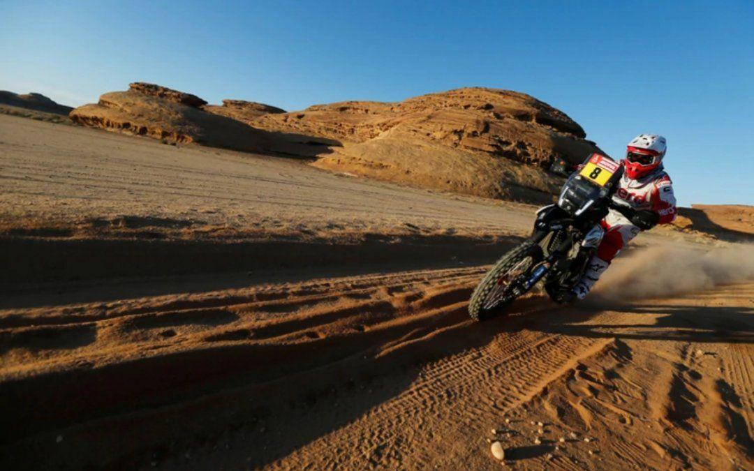El Rally Dakar de luto: murió el motociclista Paulo Gonçalves