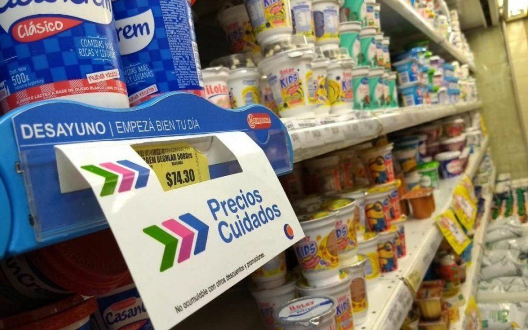 Precios Cuidados sumará más productos y bocas de expendio