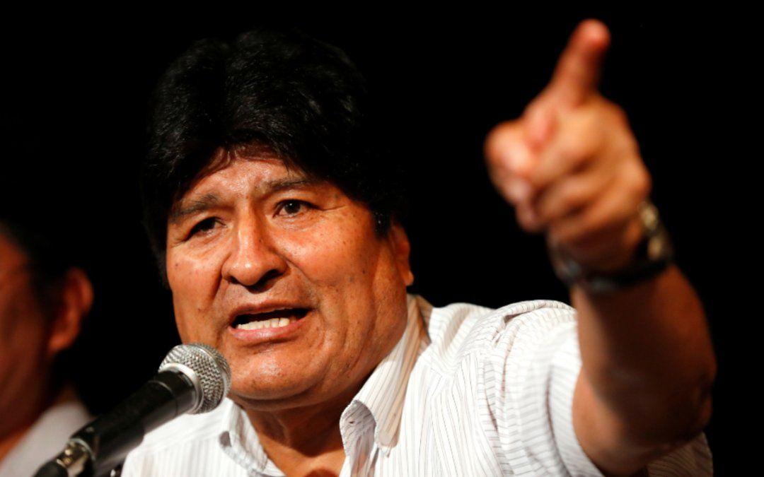Evo Morales sostuvo que en Bolivia hay que organizar milicias armadas como en Venezuela
