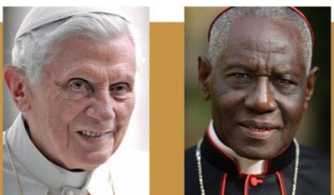 Benedicto XVI rompió el silencio para defender el celibato