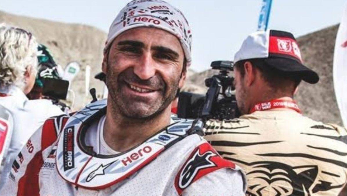 Por la muerte de Gonçalves, se suspendió la octava fecha del Rally Dakar